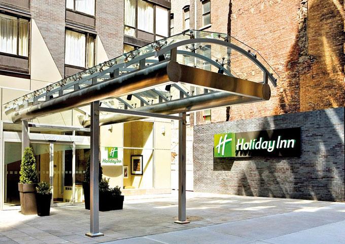 Holiday Inn 6th Ave